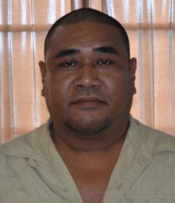 Jimmy Mori (Chuuk Branch Manager)