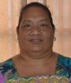 Liana Nakayama (Chuuk Branch Technical Specialist)