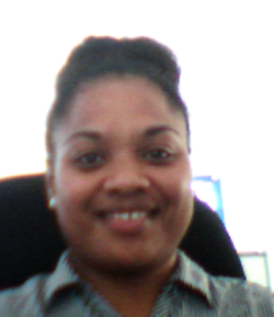 Sharon Mreeg Ourun (Yap Branch Technical Specialist)